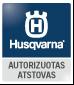 Husqvarna prekybos atstovo Donėjus elektroninė parduotuvė